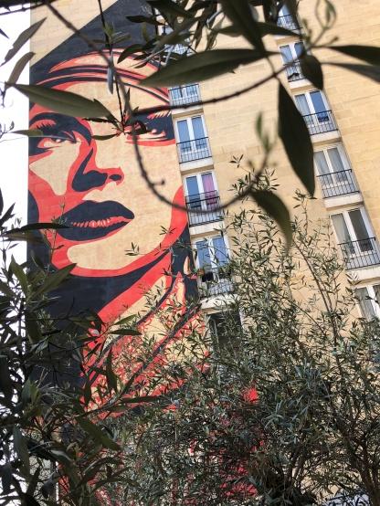 Shepard Fairey: Liberté, Égalité, Fraternité