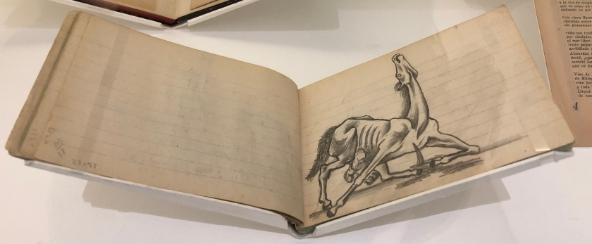 MuseePicasso_10_EtudePourCheval